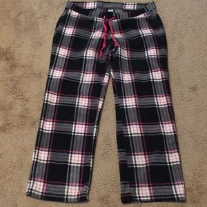 Pretty Pre-Owned Flannel Pajama Pants (Old Navy)